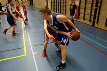 Raoul Basketbal